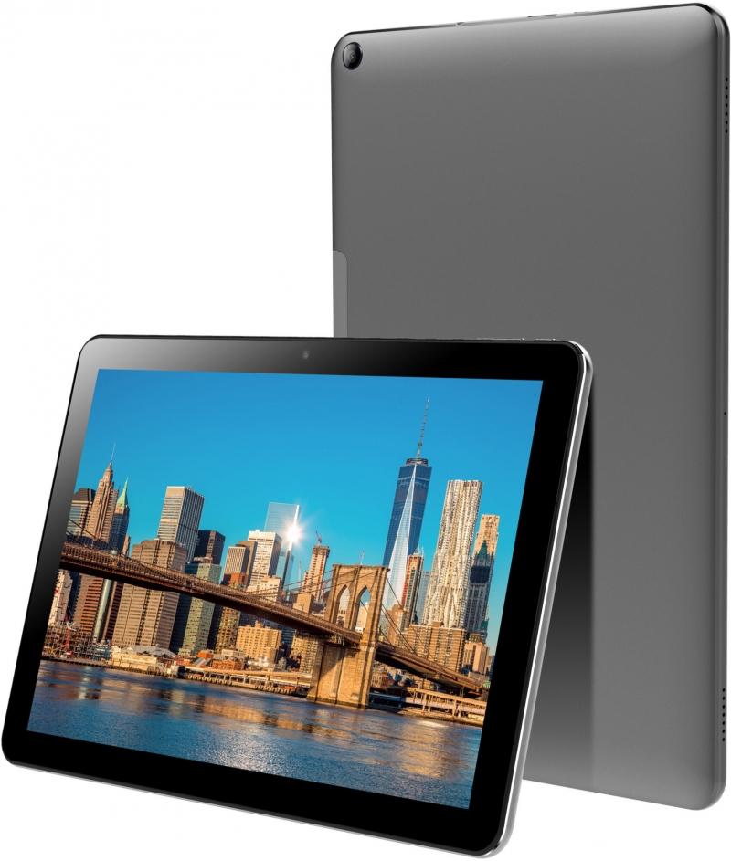 """iGET SMART W103, 3GB/16GB, 10,1"""", Dark grey Pouzdro s klávesnicí iGET S10B v hodnotě 299,- DIGI TV s více než 100 programy na 1 měsíc zdarma Elektronické předplatné čtiva v hodnotě 4 800 Kč na půl roku zdarma - obrázek č. 0"""