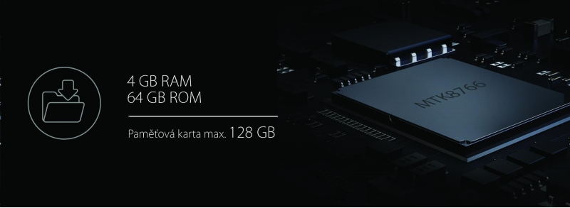 iGET SMART L104, 4GB/64GB, černá 100Kč slevový kód na LEGO (kombinovatelný, max. 1ks/objednávku) Elektronické předplatné čtiva v hodnotě 4 800 Kč na půl roku zdarma - obrázek č. 5