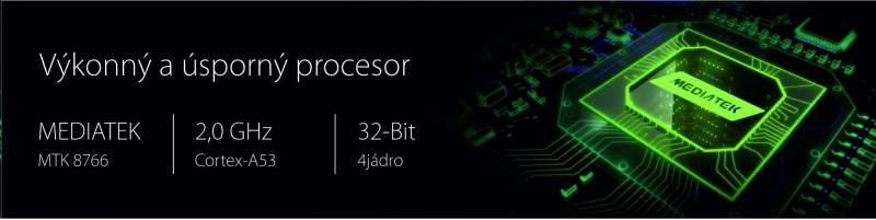 iGET SMART L104, 4GB/64GB, černá 100Kč slevový kód na LEGO (kombinovatelný, max. 1ks/objednávku) Elektronické předplatné čtiva v hodnotě 4 800 Kč na půl roku zdarma - obrázek č. 1