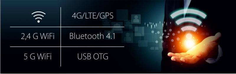 iGET Tablet SMART L101 Black - obrázek č. 3