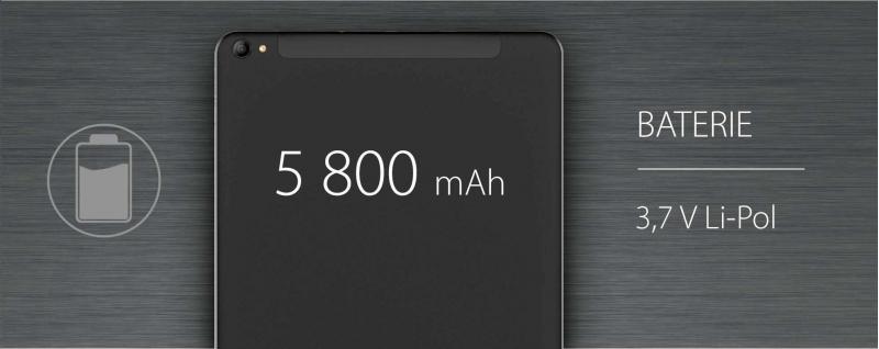 iGET Tablet SMART L101 Black - obrázek č. 4