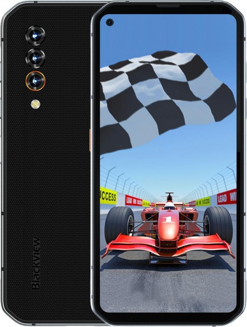 iGET Blackview GBL6000 Pro, 8GB/256GB, 5G, Gray - obrázek č. 0