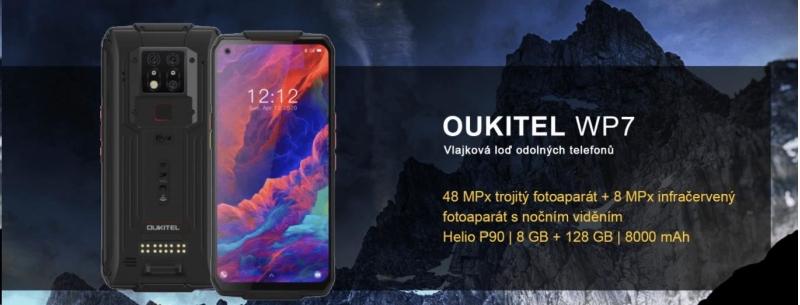 Oukitel WP9 Red - obrázek č. 0