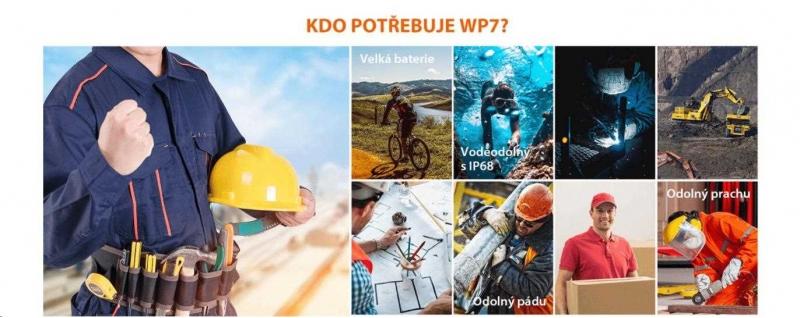 Oukitel WP9 Orange - obrázek č. 8