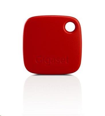 Gigaset G-Tag Lokalizační čip, červený - obrázek č. 0