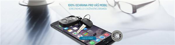 ScreenShield pro Samsung Galaxy S5 mini G800F na displej telefonu  - obrázek č. 0