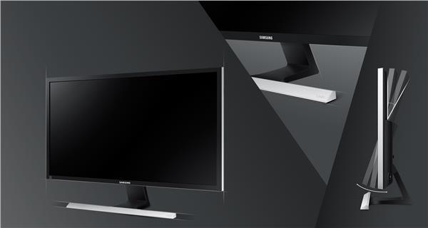 """Samsung U28E590D - LED monitor 28"""" - obrázek č. 1"""
