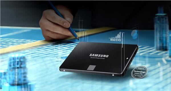 Samsung SSD 860 EVO, 1TB - obrázek č. 0