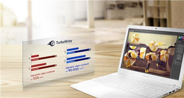 Samsung SSD 860 EVO, M.2, 500GB - obrázek č. 1