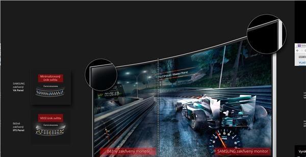 Samsung C24F390F (LC24F390FHUXEN) - obrázek č. 2