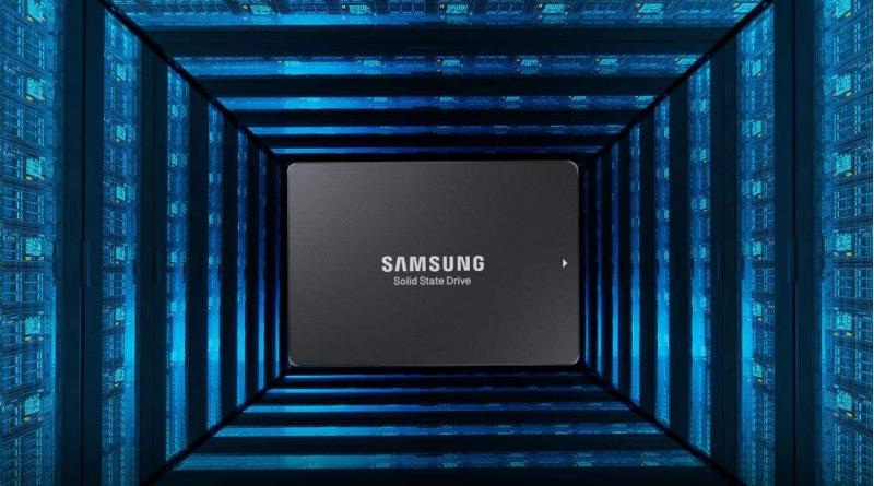 Samsung SSD DCT 960 GB - obrázek č. 0