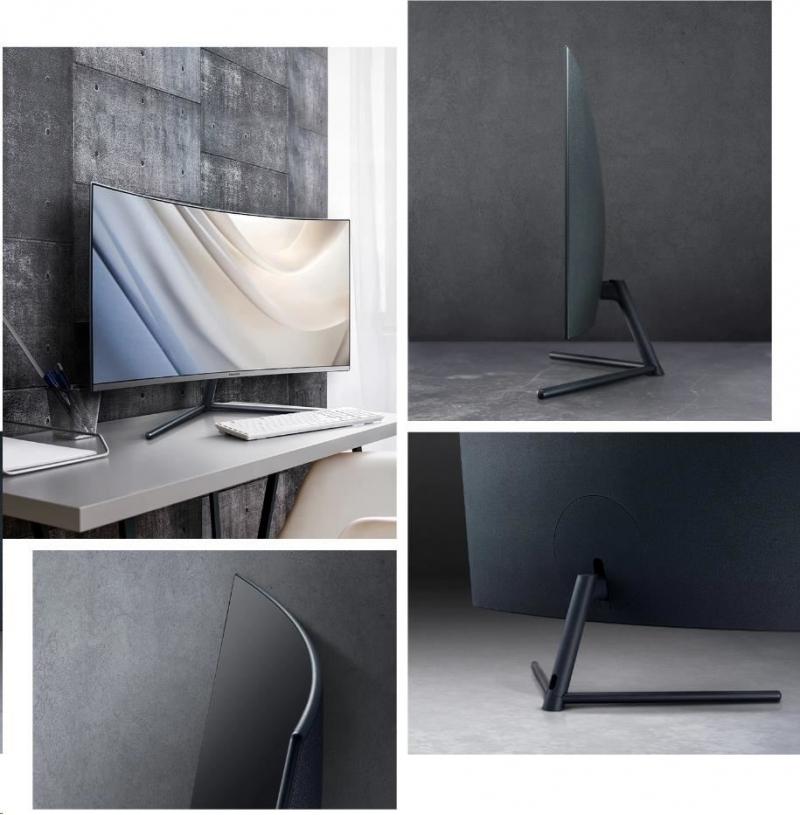 Samsung MT LCD 32LC27RG50FQUXEN - 2560 x 1440, 4ms, VA panel, HDMI, Display port, prohnutý - obrázek č. 3