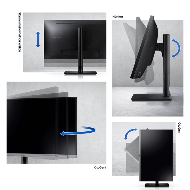 SAMSUNG MT LED LCD 24 - obrázek č. 4