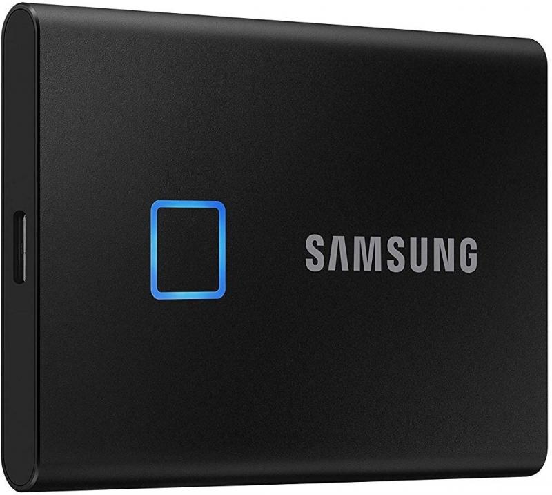 Samsung T7 Touch - 2TB, černá - obrázek č. 0