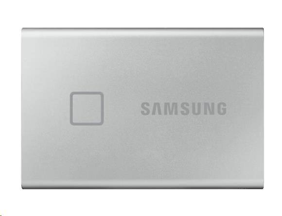 Samsung T7 Touch 500GB Silver - obrázek č. 0