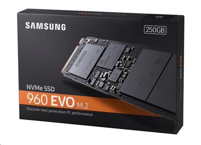 Samsung SSD 970 EVO PLUS, M.2 - 250GB - obrázek č. 0