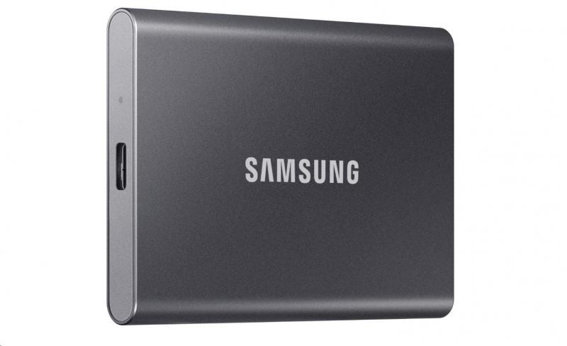 Samsung Externí SSD disk - 500 GB - černý - obrázek č. 0
