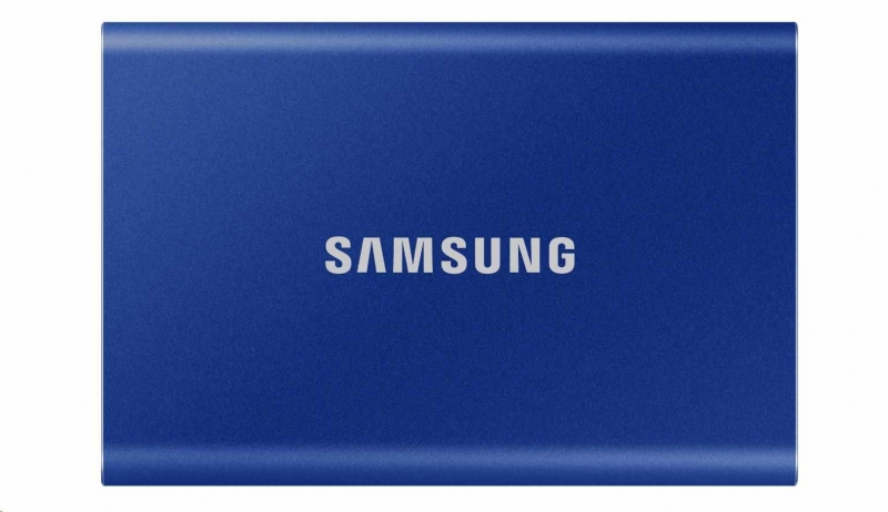 Samsung T7 - 2TB BLUE - obrázek č. 0