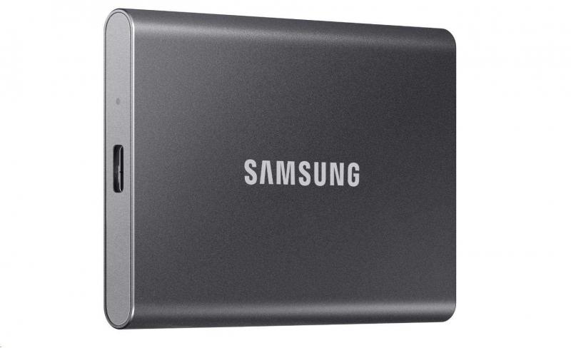 Samsung T7 - 2TB SILVER - obrázek č. 0