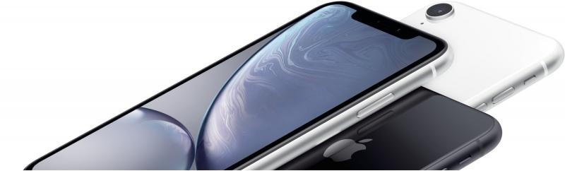 Apple iPhone XR 128GB, bílá - obrázek č. 0