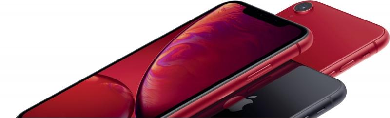 Apple iPhone Xr 128GB, (PRODUCT)RED - obrázek č. 0