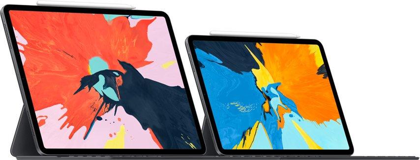 Apple iPad Pro2018, mtxu2fd/a, stříbrná - obrázek č. 0