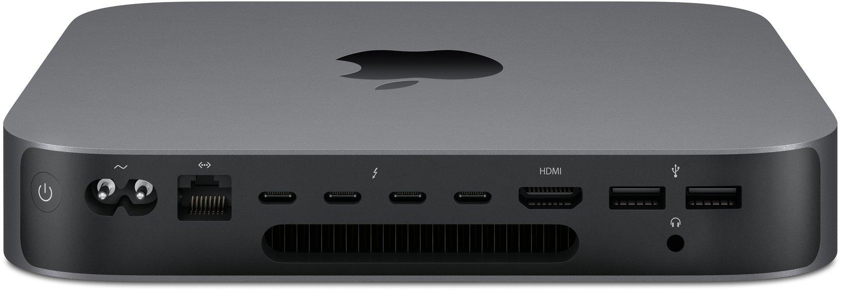Apple Mac mini i3 3.6GHz/8GB/128GB SSD/Intel UHD/OS X - obrázek č. 0