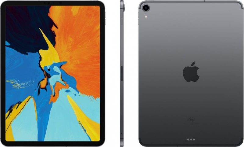 APPLE iPadAir Wi-Fi 64GB - Space Grey - obrázek č. 0