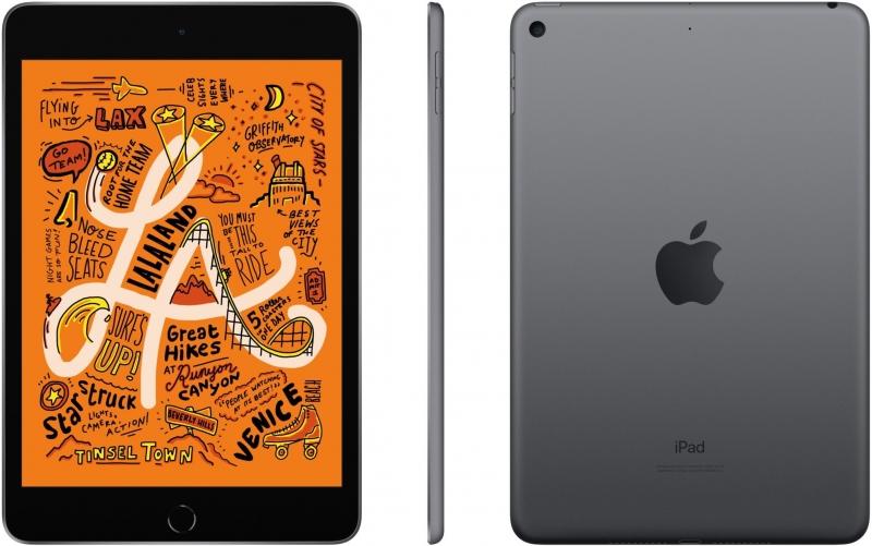 Apple iPad Mini, 256GB, Wi-Fi, šedá, 2019 - obrázek č. 0