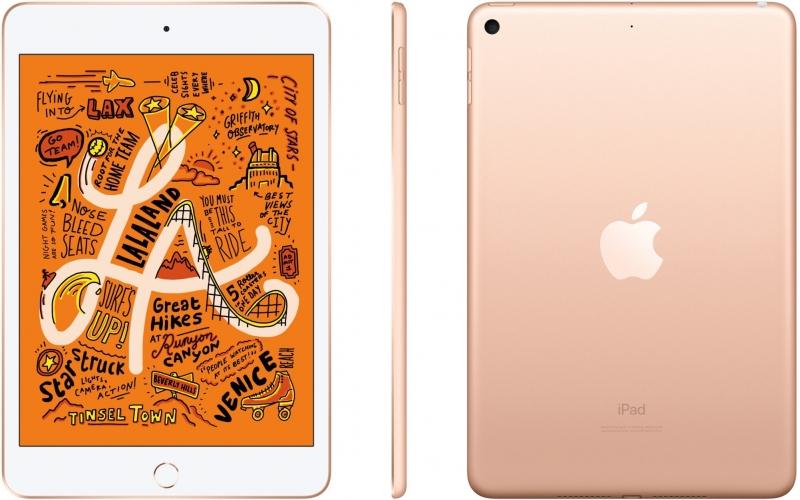 Apple iPad Mini, 256GB, Wi-Fi, zlatá, 2019 - obrázek č. 0