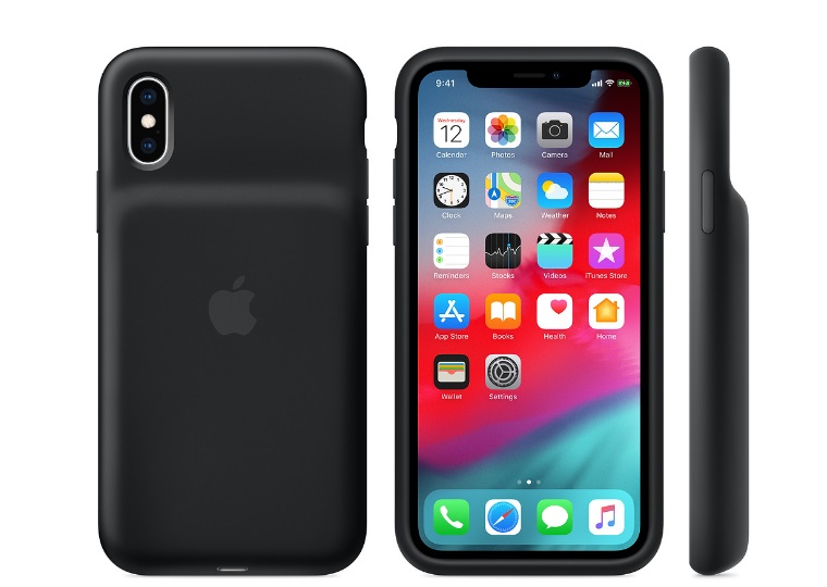 APPLE iPhone XS Smart Battery Case - Black - obrázek č. 0