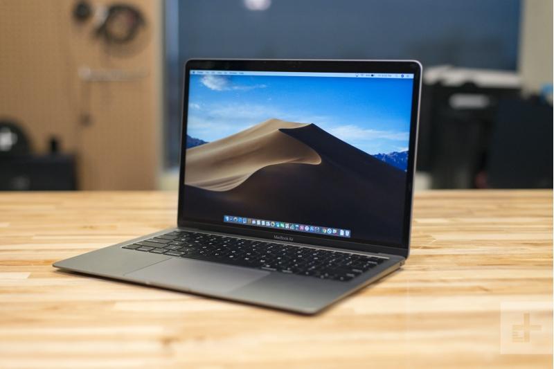 Apple MacBook Air 2019, vesmírna šedá (mvfj2cz/a) - obrázek č. 0