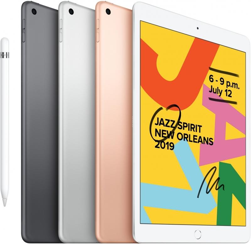 Apple iPad 2019, Wi-Fi, 32GB, Space Gray (MW742FD/A) - obrázek č. 0