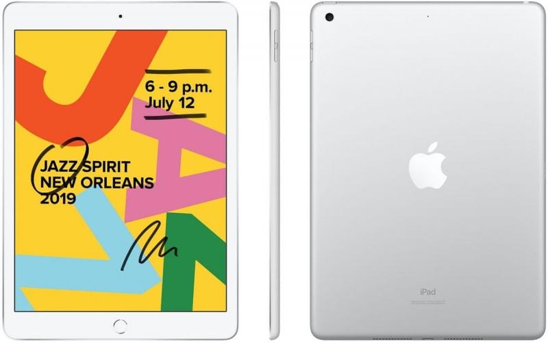 Apple iPad 2019, 10.2 - obrázek č. 0