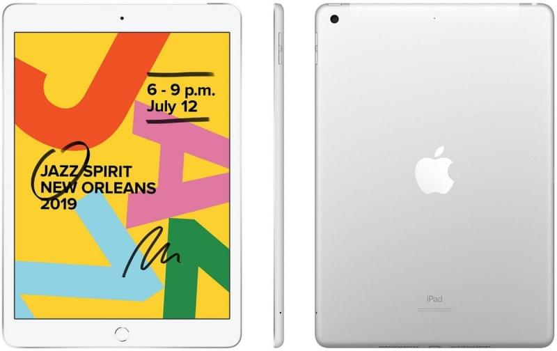 Apple iPad 2019, 10,2 - obrázek č. 0