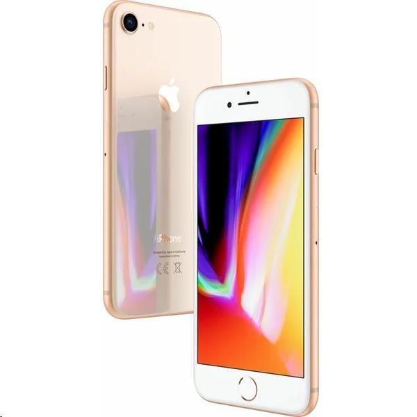 Apple iPhone 8, 128GB, zlatá - obrázek č. 0