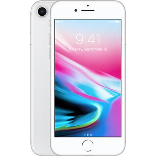 iPhone 8 128GB Silver - obrázek č. 0