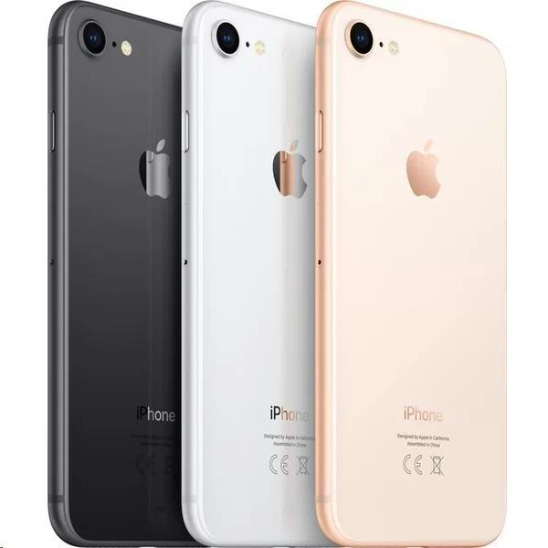 Apple iPhone 8, 128GB, šedá - obrázek č. 0