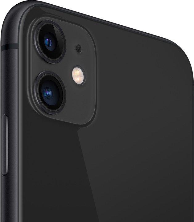 iPhone 11 64GB Black - obrázek č. 0