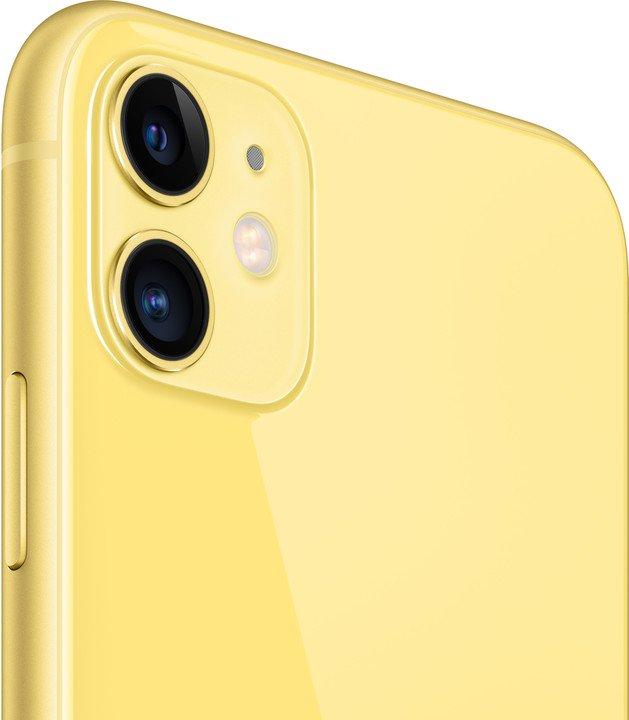 Apple iPhone 11 64GB, Yellow - obrázek č. 0