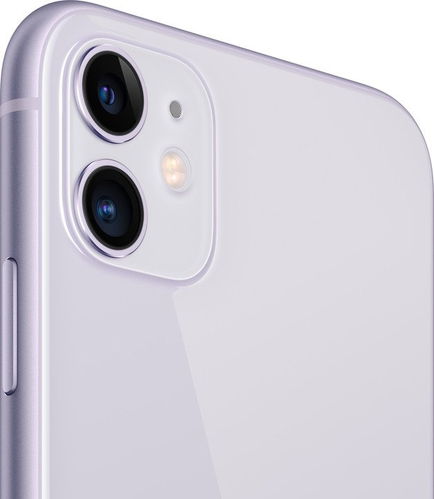 Apple iPhone 11 64GB, Purple - obrázek č. 0
