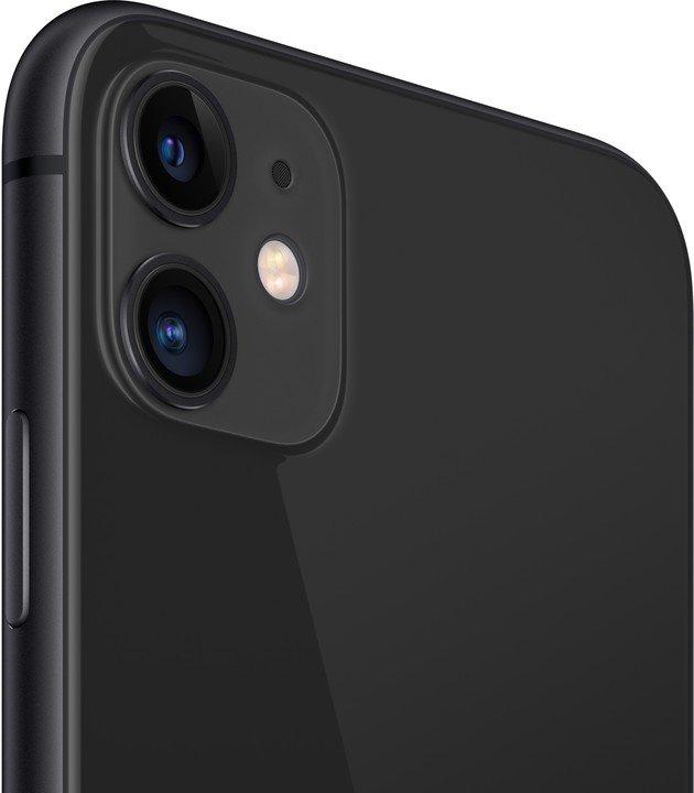 Apple iPhone 11 128GB, Black - obrázek č. 0