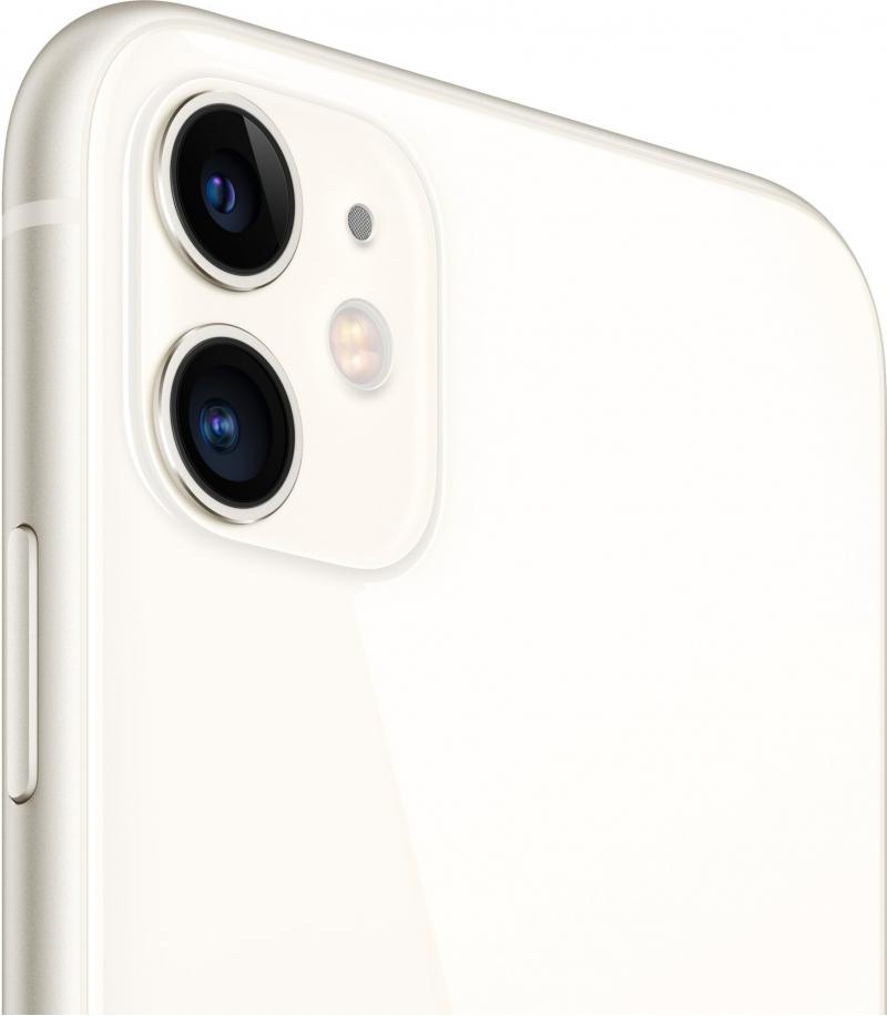 Apple iPhone 11 128GB, White - obrázek č. 0