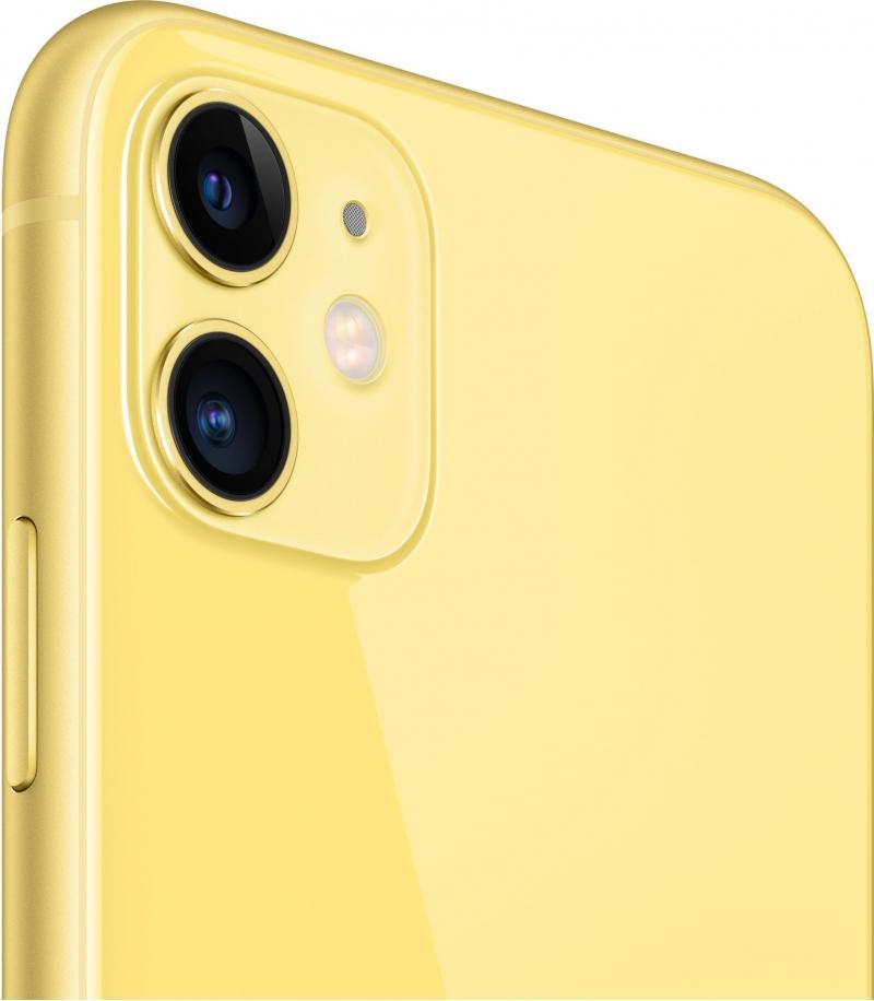 Apple iPhone 11 128GB, Yellow - obrázek č. 0