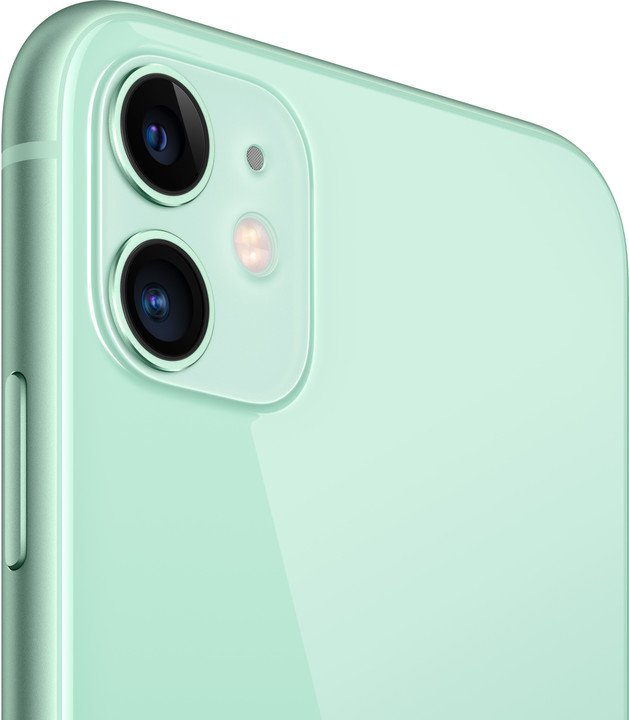 Apple iPhone 11 128GB, Green - obrázek č. 0