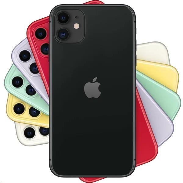 Apple iPhone 11, 256GB, Black - obrázek č. 0