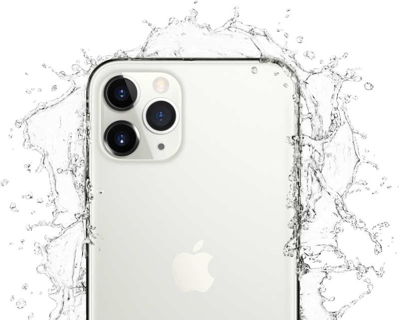 Apple iPhone 11 Pro 64GB, Silver - obrázek č. 0
