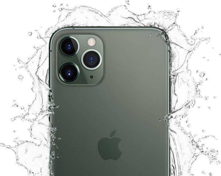 Apple iPhone 11 Pro, 64GB Midnight Green - obrázek č. 0