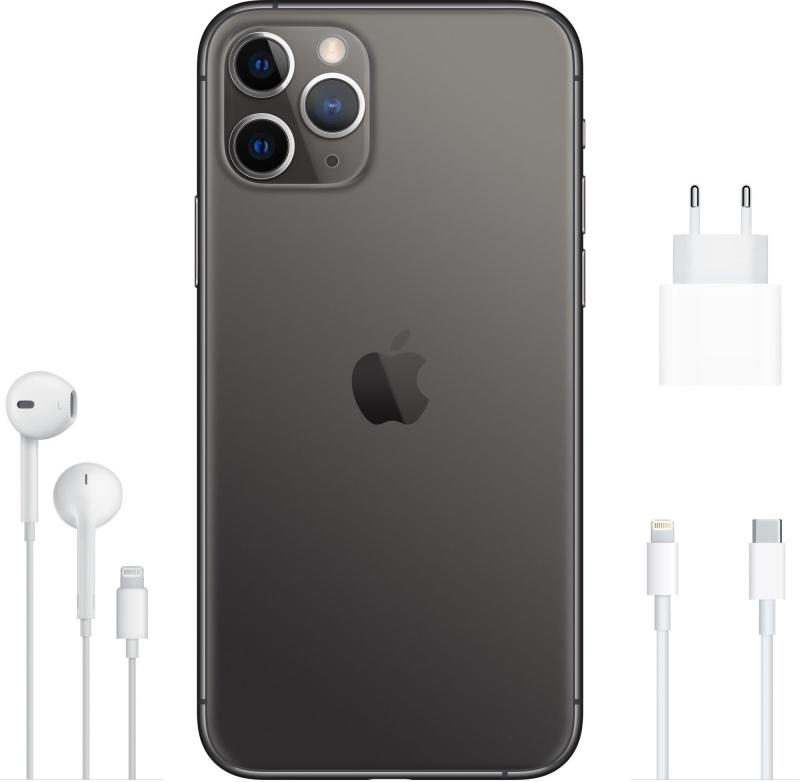 Apple iPhone 11 Pro 256GB, Space Grey - obrázek č. 0