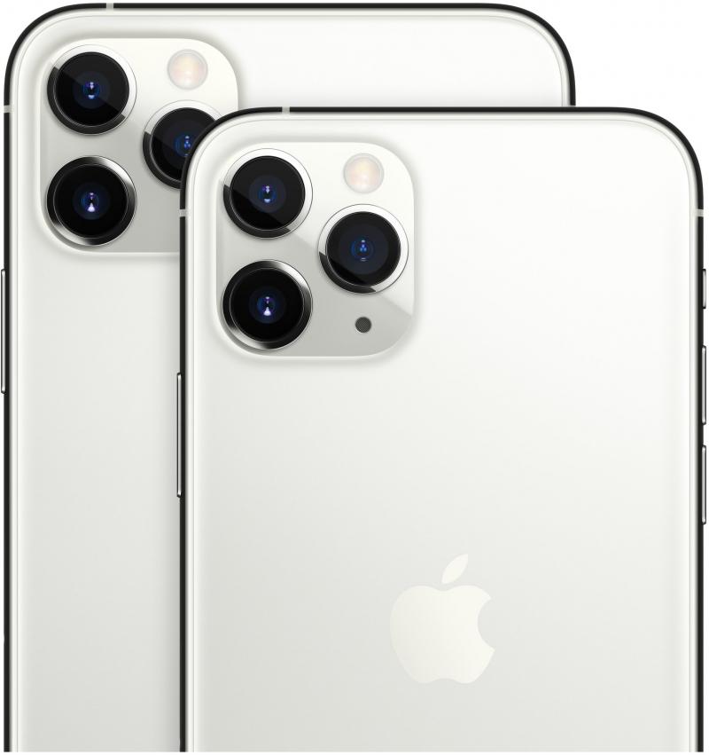 Apple iPhone 11 Pro, 256GB, Silver - obrázek č. 0